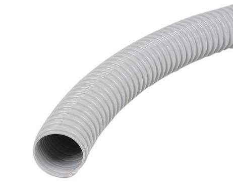 Spiral påfyldningsslange fleksibel, Ø 40mm