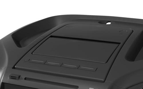 Składany monitor DVN 6901 MO do Fiata Ducato 2006