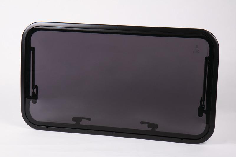 Finestra di ventilazione Carbest serie RW Van - Esposizione RW Van 960x450