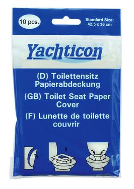 Toilet sædepapir cover 10stk.