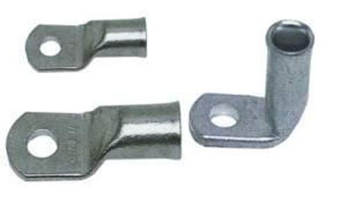 Compression cable lugs for nominal cross section M6/10