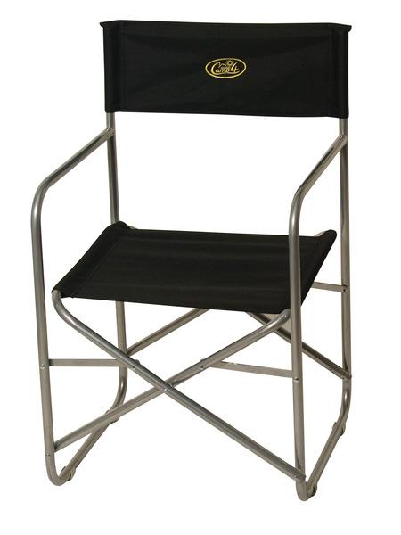 Camping Directors Chair, Little Joe Camp4, black