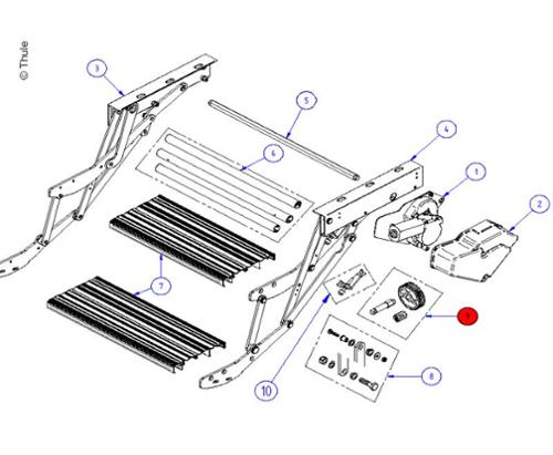 Repair Kit Doppel-Trittst