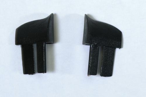 S3/4 Fenster-Ersatzteile - Endstücke für Einhängeleiste S4 Fenster