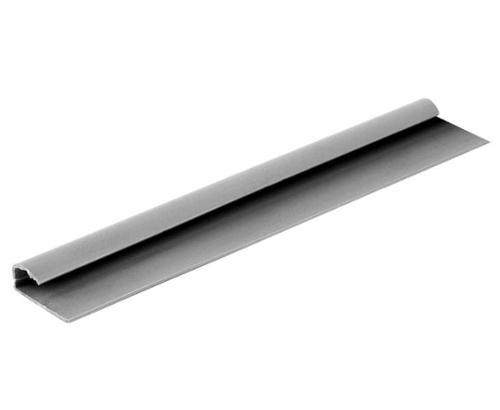 Profilo finale grigio scuro 3-4mm