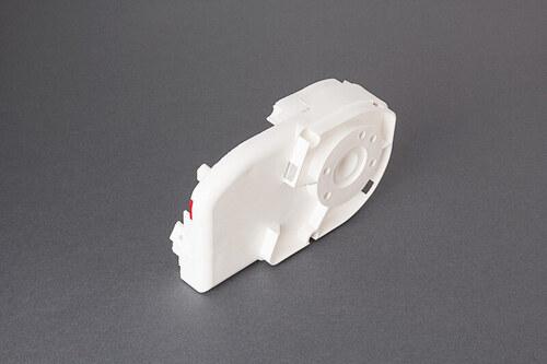 Fiamma End Cap F45 Plus L in white for right - 250 to 400