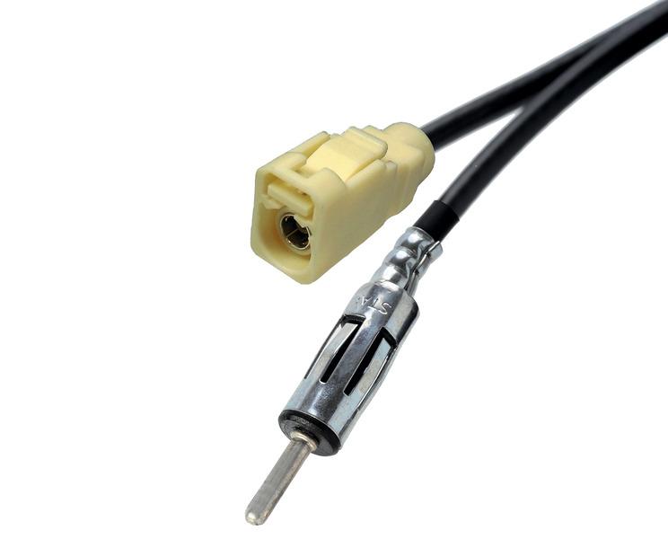 GPS-Anschlussadapter Xzent, FAKRA Stecker - SMA Stecker