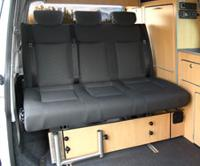 Rock and Roll Bed V333 TrioStyle LWB