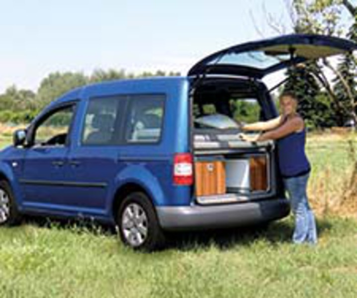 VW Caddy Camper Conversion Kit (SWB)