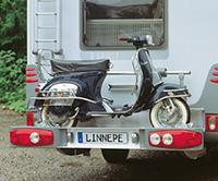 Spare Parts for Linnepe Motorcycle Carrier
