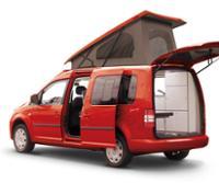 VW Caddy Maxi Camp
