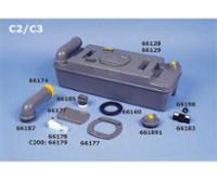 Spare Parts for Thetford C2/C3/C4