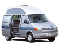 VW T4 High Top Roof