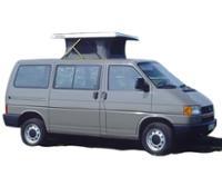 VW T4 Hubdach, Pilzdach