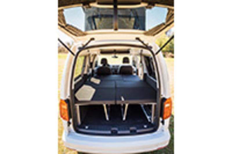 VW Caddy Weekender