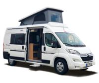 Ducato pop-up roof, Maxivans Universal sleeping roof