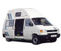 VW T4 High Top Roof Aeroline SWB