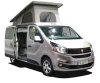 Fiat Talento & Fiat Scudo Pop Top Roof