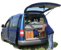 VW Caddy Active Campervan Conversion Kit