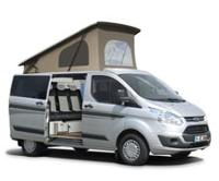 Toit relevable Ford Transit