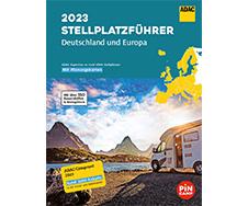 Reiseführer, ADAC Campingführer etc.