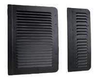 Griglie di ventilazione cabina