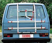 Spare Parts for Fiamma Bike Racks VW T3