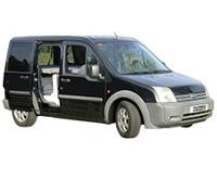 Ford Tourneo Connect lyhyt 2002 - 2013
