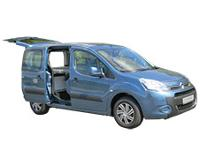 Citroen Berlingo II Camper Conversion (B9) SWB