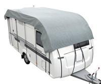 Toldos protección caravanas