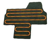 Heated Car Mats