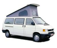 VW T4 Pop Top Roof Superflat SWB