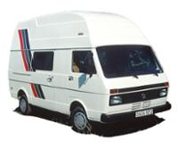 VW LT / Mercedes Sprinter Hoogdak
