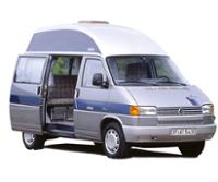 VW T4 High Top Roof Sportline SWB